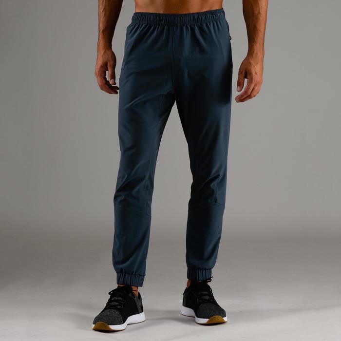 有氧健身長褲FPA 500-灰色