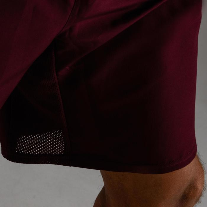 FST 120 Cardio Fitness Shorts - Burgundy