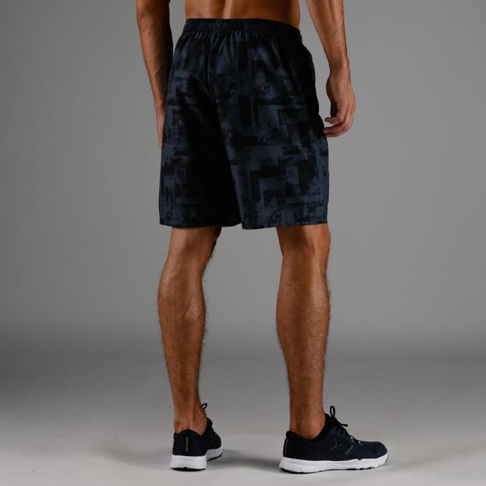 Short cardio fitness hombre FST 120 gris AOP