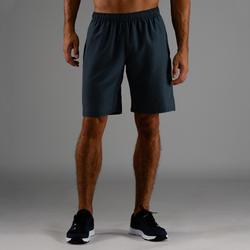FST 120 Fitness Cardio Shorts - Blue/Grey