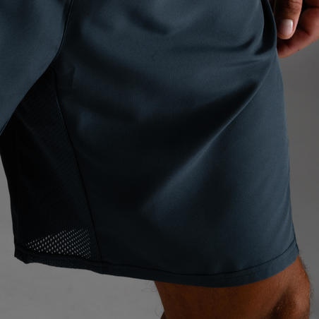 fst 120 shorts blue grey