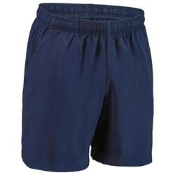 Men's Basic Fitness Shorts - Navy Blue Marl