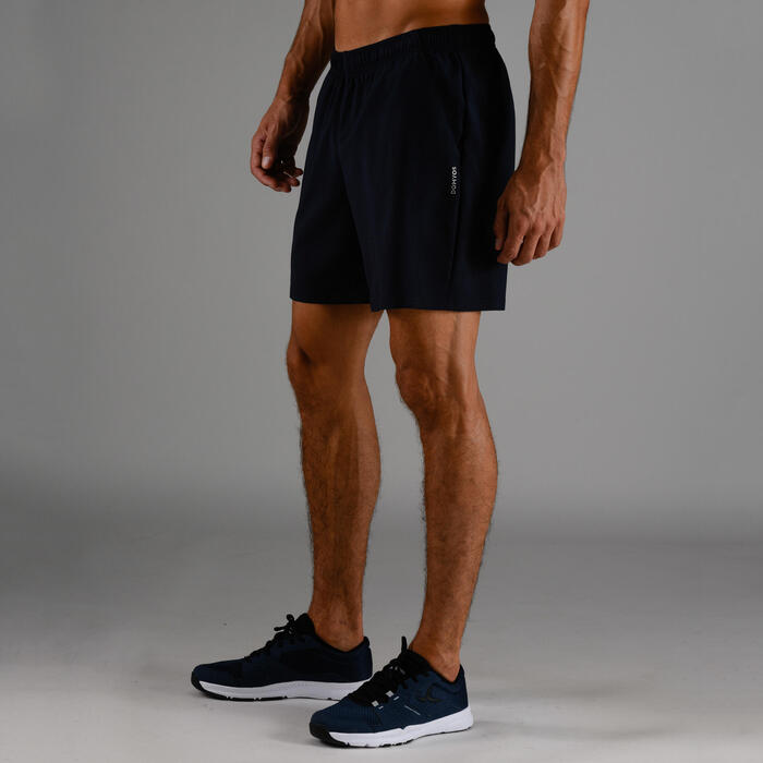 FST 100 Cardio Fitness Shorts - Navy Blue