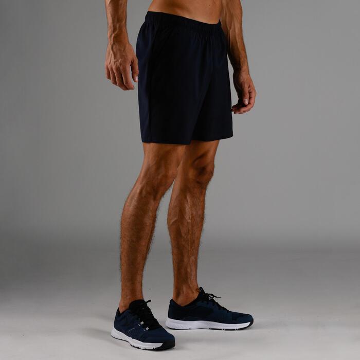 FST 100 Cardio Fitness Shorts - Navy Blue