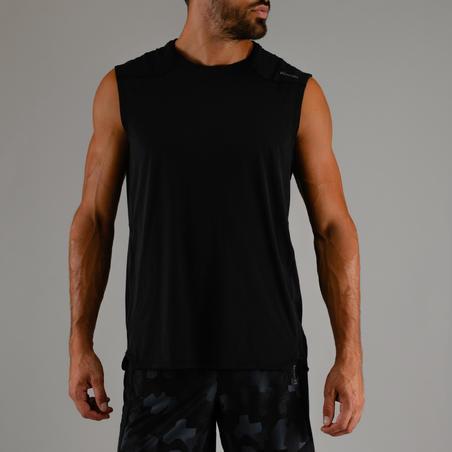 FTA 500 Cardio Fitness Tank Top - Black