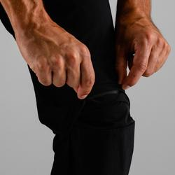 FPA 900 Cardio Fitness Bottoms - Black