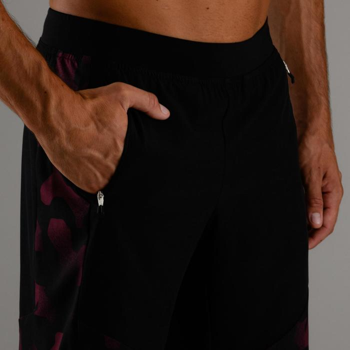 FST 520 Cardio Fitness Shorts - Black AOP China
