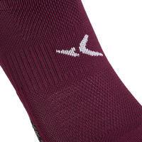 Шкарпетки Invisible для фітнесу і кардіотренувань, 2 пари - Фіолетові
