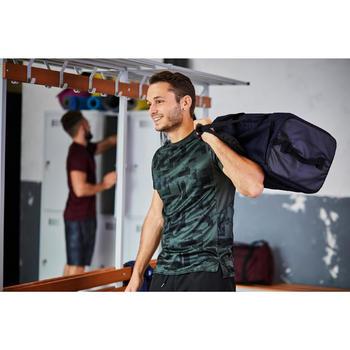 Sporttasche Power Cardio-/Fitnesstraining 55l bordeaux