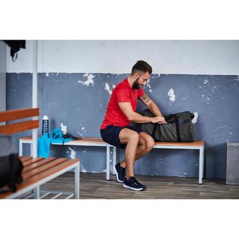 Sporttas fitness 55 liter, kaki