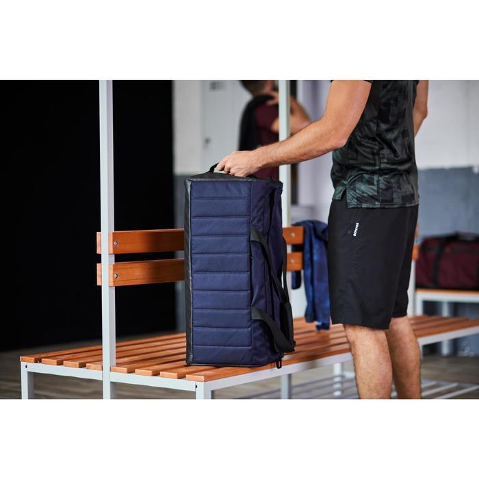 Sporttas fitness like-a-locker 40 liter, zwart