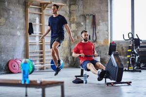 intégrer du matériel à sa séance fitness cardio