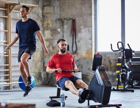 circuit training fitness cardi