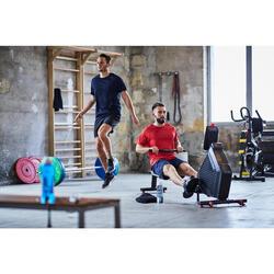 Sportbroekje fitness FST 100 voor heren, zwart