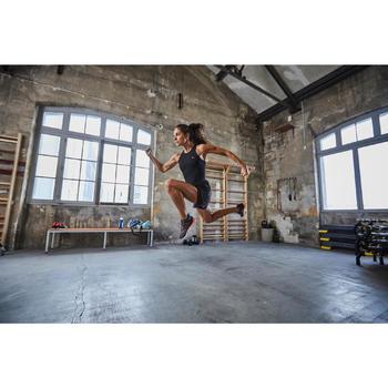 Zapatillas cardio fitness training 920 violeta
