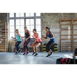 My Top 100 Fitness Cardio Damen blau