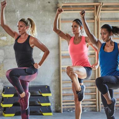 sport en vacances fitness