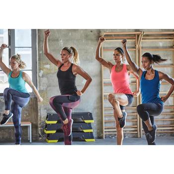 Top fitness cardiotraining dames 100 blauw