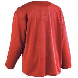 IJshockeyshirt voor kinderen B200 rood