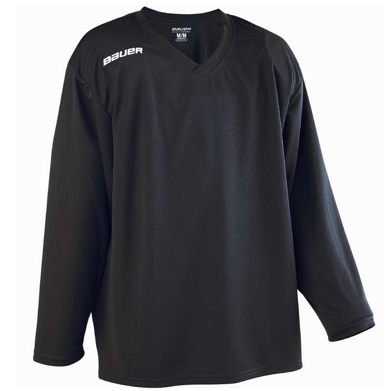 HOCKEY EQUIPMENT - B200 JR Hockey Jersey - Black BAUER