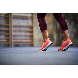 Fitnessschuhe Cardiotraining 120 Mid Damen orange