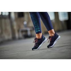 女款中筒有氧健身訓練鞋120-藍色