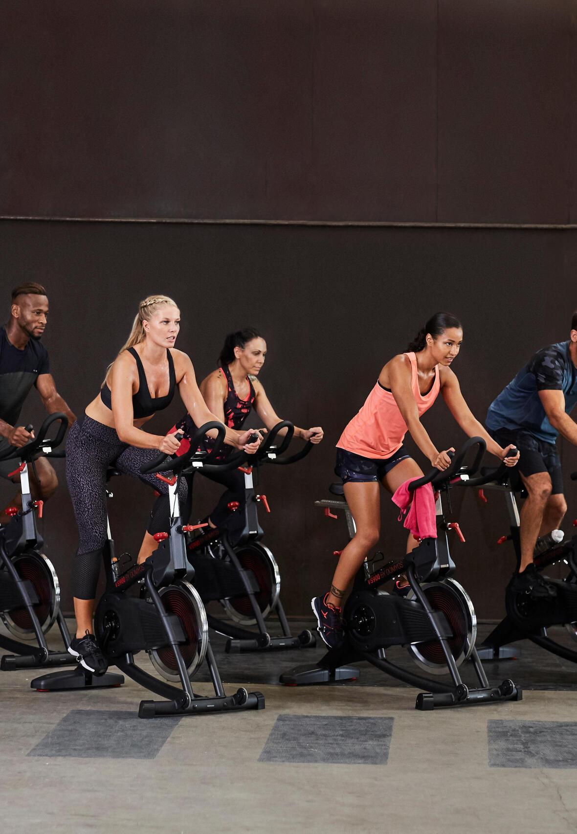 groepsles fitness cardiotraining