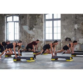 Fitnessschuhe Cardiotraining 900 Damen rosa