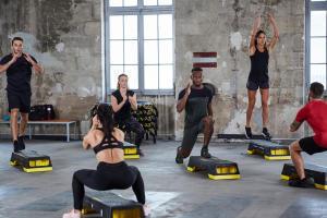 demarrer le fitness cardio