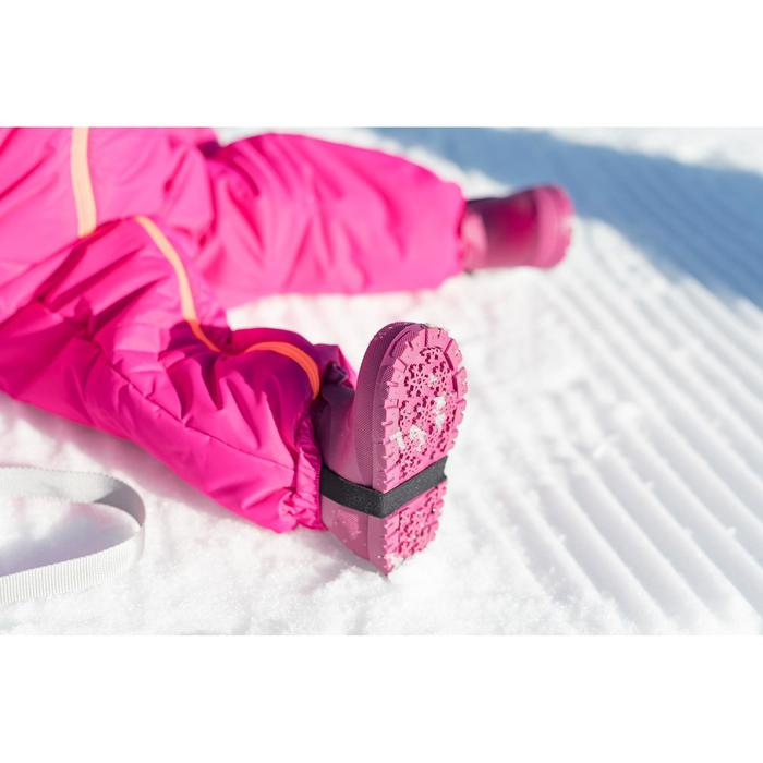 Baby snow / sledging boots WARM - Pink