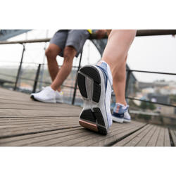 Laufschuhe Run Comfort Damen weiß