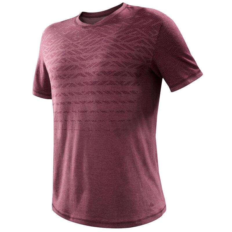 Wandel T-shirt heren NH500 Fresh