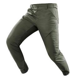 Pantalón de Montaña y Senderismo Quechua NH500 fit Hombre Caqui