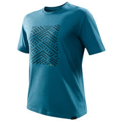 Men's T shirt NH500 - Blue