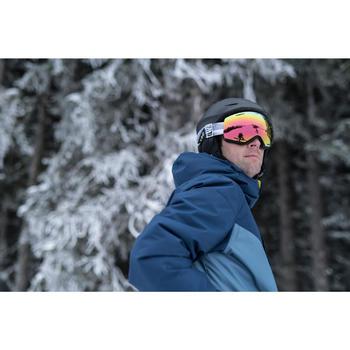 Skijacke Piste 150 Herren marineblau