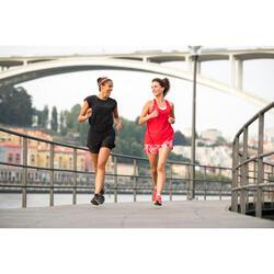 Joggingschoenen voor dames Run Comfort koraalrood