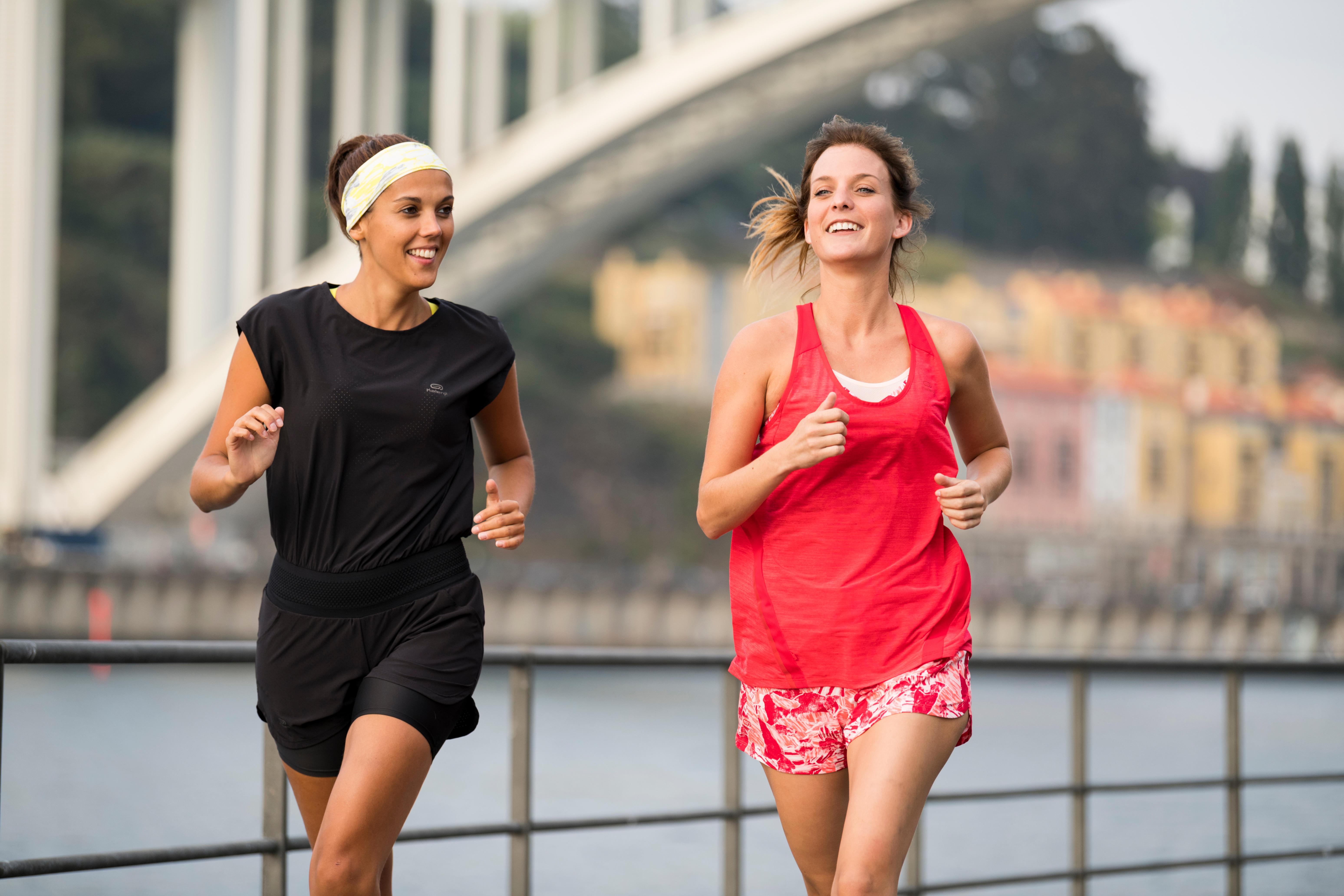 Laufbekleidung Damen Frauen Laufkleidung Running Jogging günstig