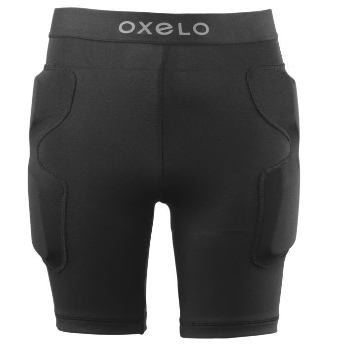 Crash pants voor skeeleren, skateboarden, steppen volwassenen PS100 Sr zwart