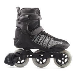 Inline Skates Inliner Phuzion Krypton 3 × 100mm schwarz/weiß