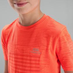 Tee Shirt enfant d'athlétisme Skincare rouge