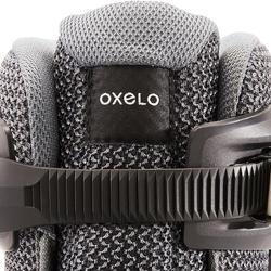 Fit100 Fitness Inline Skates - Black/Grey