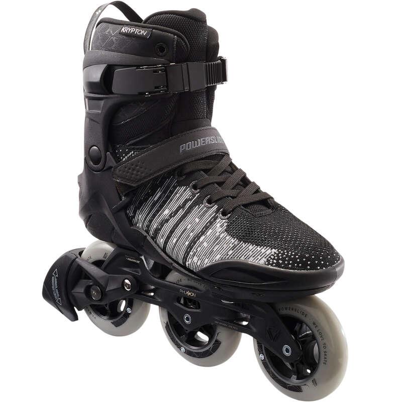 ROLLER ADULTO Monopattini, Roller, Skate - Roller PHUZION KRYPTON 3X100mm POWERSLIDE - Roller