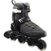 Fit100 Fitness Inline Skates - Black/Grey