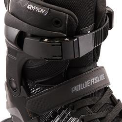 Fitness skeelers voor heren Powerslide Phuzion Krypton 3x100 mm zwart wit
