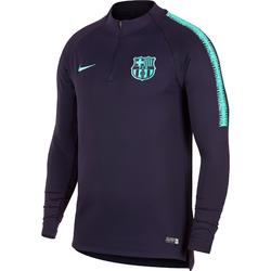 Haut de survêtement de football adulte FC Barcelone 2018/2019