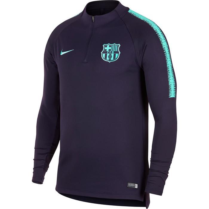 Voetbalshirt met lange mouwen volwassenen FC Barcelona 2018-2019