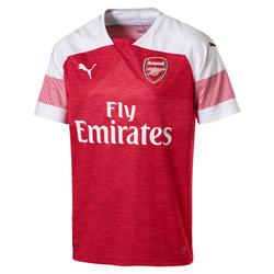 Camiseta de fútbol para adulto réplica Arsenal rojo