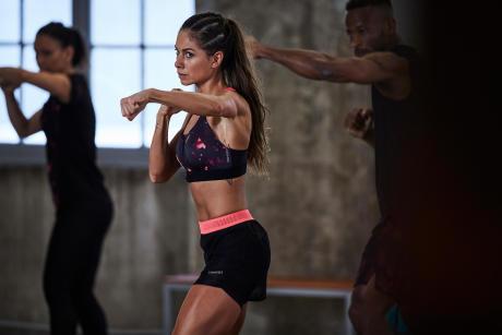 Short de fitness pour femme