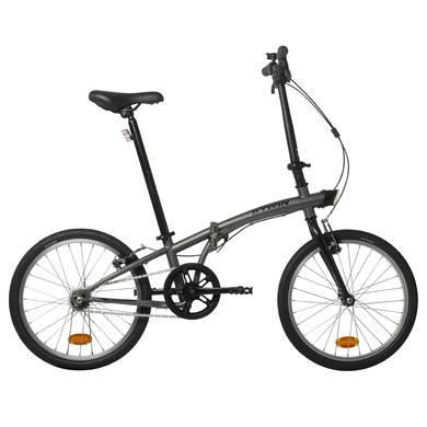 Tilt 100 Folding Bike - Grey