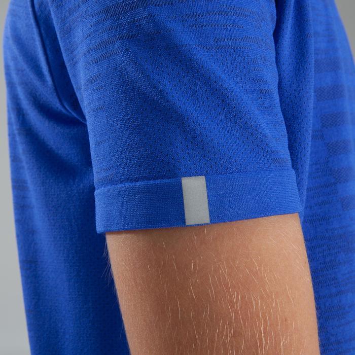 Hardloopshirt kinderen Skincare blauw